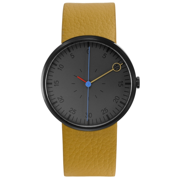 Optimef yellow leather